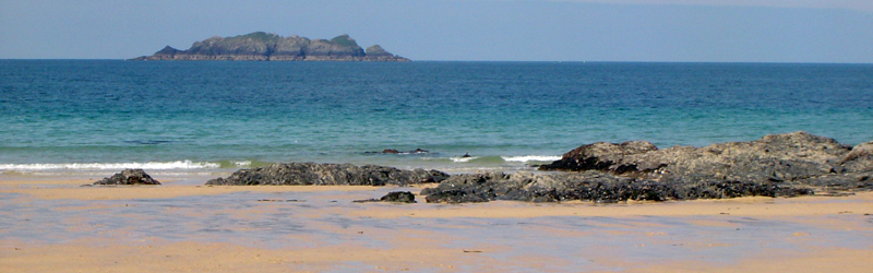 Harlyn Bay Cornwall